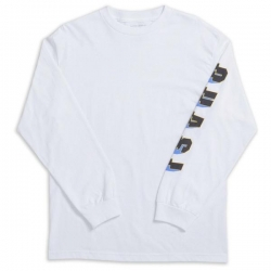 QSI LS TEE PRIX WHT M - Click for more info