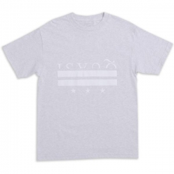 QSI TEE DISTRICT ASH M - Click for more info