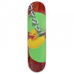 QSI DECK DUCKING RED 8.0 - Click for more info
