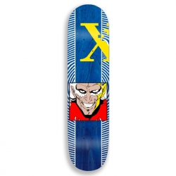 QSI DECK X BLUE 8.125 - Click for more info