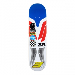 QSI DECK XR BLU 8.125 - Click for more info