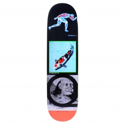 QSI DECK MILO RED 8.25 - Click for more info