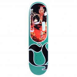 QSI DECK CHAKRA GRN 8.25 - Click for more info