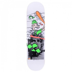QSI DECK GRAND SLAM 8.125 WHT - Click for more info