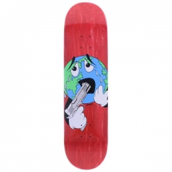 QSI DECK WORLD 8.25 RED - Click for more info