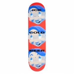 QSI DECK DAYTON FACE RED 8.0 - Click for more info