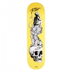 QSI DECK HOT BABY 8.5 YLW - Click for more info