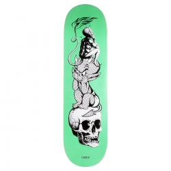 QSI DECK HOT BABY 8.625 GRN - Click for more info