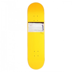 QSI DECK TIME 8.0 YLW - Click for more info