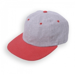 QSI CAP ADJ TRADEMARK RED - Click for more info