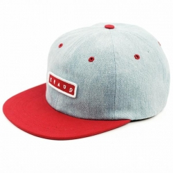 QSI CAP 6PNL BOBBY RED - Click for more info