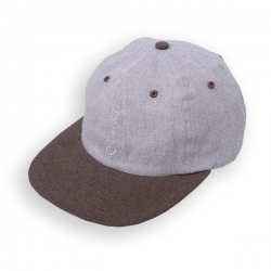 QSI CAP ADJ TRADEMARK BROWN - Click for more info