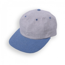 QSI CAP ADJ TRADEMARK BLUE - Click for more info