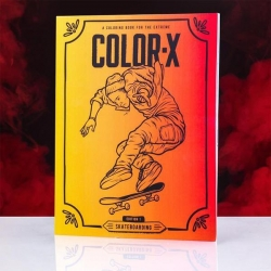 COLOR X BOOK - EDITION #1 - Click for more info