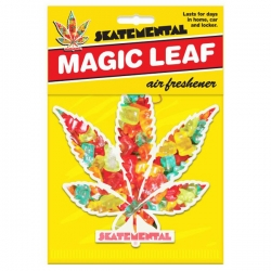 SKM AIR FRESH MAGIC LEAF GUM - Click for more info