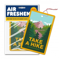 SKM AIR FRESH TAKE A HIKE - Click for more info