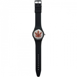 SKM WATCH PIZZA LEAF - Click for more info