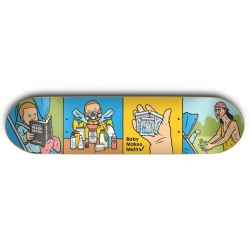 SKM DECK BABY MAKES METH 8.375 - Click for more info