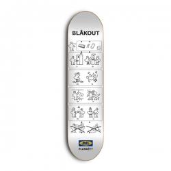 SKM DECK BLAKOUT PLUNKETT 8.5 - Click for more info