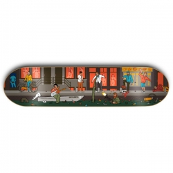 SKM DECK CHUCK IN CANAL 8.0 - Click for more info