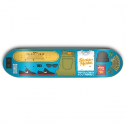 SKM DECK OUTFIT GRID COLDEN 8. - Click for more info