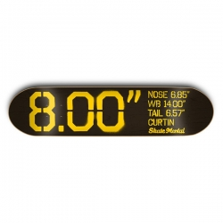 SKM DECK SIZE CURTIN 8.0 - Click for more info