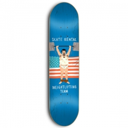 SKM DECK WEIGHTLIFTING TM 8.25 - Click for more info