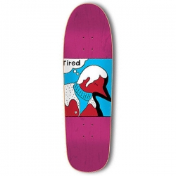 TRD DECK TIRED MAN 9.0 - Click for more info