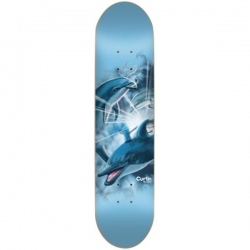 SKM DECK DOLPHINS CURTIN 8 - Click for more info