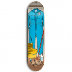 SKM DECK JANITOR 8.5 - Click for more info