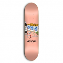 SKM DECK PARTY ALL NT TK 8.25 - Click for more info