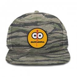 SKM CAP ADJ SMILEY SHOT TIGER - Click for more info