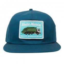 SKM CAP ADJ WASTE MANGMENT BLU - Click for more info