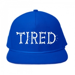 TRD CAP ADJ BONES BLU - Click for more info