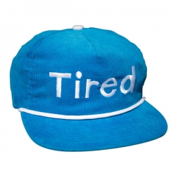 TRD CAP ADJ SIMPLE LOGO BLU - Click for more info