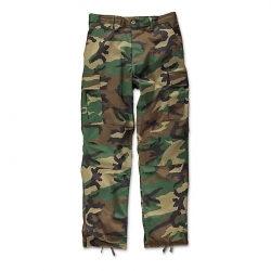 PRPR PANT WOODLAND CAMO M - Click for more info