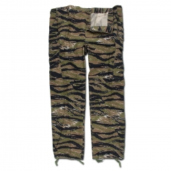 PRPR PANT TIGER STRIPE M - Click for more info