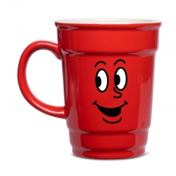 PRM MUG RED CUP - Click for more info