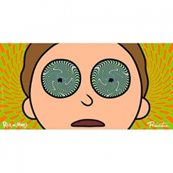 PRM STKR RNM MORTY HYPNO - Click for more info