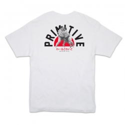 PRM TEE SUMO WHT XL - Click for more info