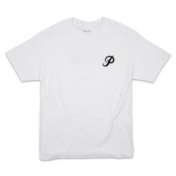 PRM TEE CLASSIC P WHT M - Click for more info
