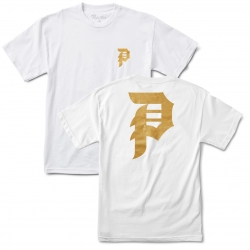 PRM TEE DIRTY P WHT XL - Click for more info