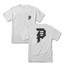 PRM TEE DIRTY P WHT XXL - Click for more info