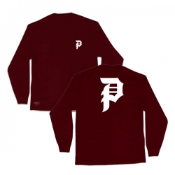PRM LS TEE DIRTY P BURG XL - Click for more info