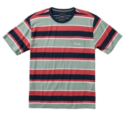PRM TEE JACQUARD TICK SUMMER L - Click for more info