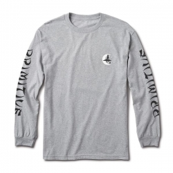 PRM LS TEE NIGHT OWL HTHR M - Click for more info