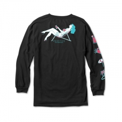 PRM LS TEE GOING NOWHERE BK L - Click for more info