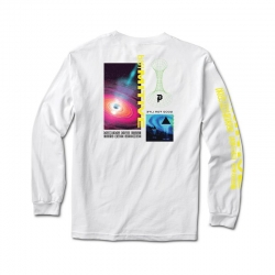 PRM LS TEE DIMENSION WHT M - Click for more info