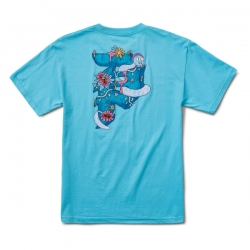 PRM TEE DIRTY P RNM BLU M - Click for more info