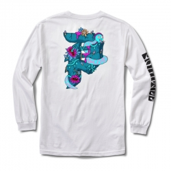 PRM LS TEE DIRTY P RNM WHT L - Click for more info